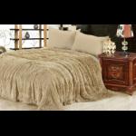 Полуторное шенилловое покрывало на кровать в восточном стиле, люкс
