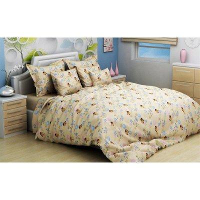 Постельное белье Бязь голд в кроватку - Винни Пух