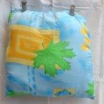 Подушки синтепоновые с обкантовкой ткань бязь Голд 50х50
