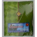 Зеленая абстракция постельное белье из дешевой бязи  двуспальное