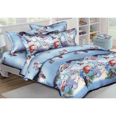Детское постельное белье Бязь Ranforse - Принцесса Полина