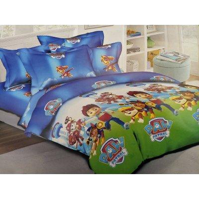 Детское постельное белье Бязь Ranforse - Собачий Патруль