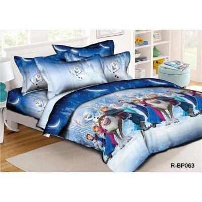 Детское постельное белье Бязь Ranforse - Холодное сердце