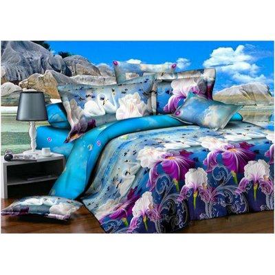 Двуспальное постельное белье Ranforse - Дисания