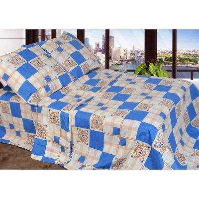 Полуторное постельное белье Бязь Голд - Сантьяго