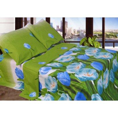 Полуторное постельное белье Бязь Голд - Бангалор