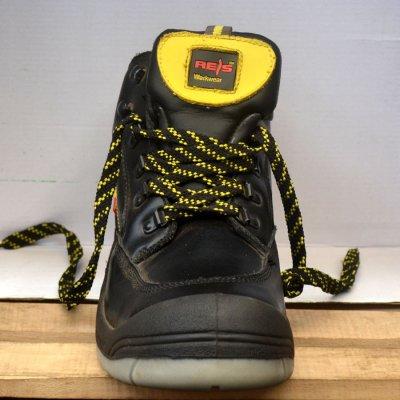 Оригинальные, кожаные, защитные ботинки REIS BRQ (Польша)