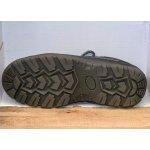 Оригинальные, кожаные полуботинки со стальным носком REIS BRCLUX Польша