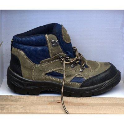 Оригинальные, кожаные, защитные ботинки REIS BRM (Польша)