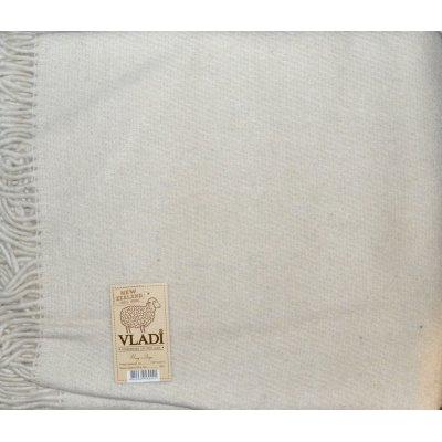 Плед шерстяной «VLADI»  - Двуспальный