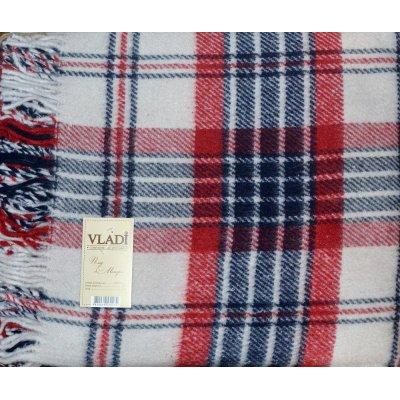 Плед полушерстяной «VLADI»  - Двуспальный