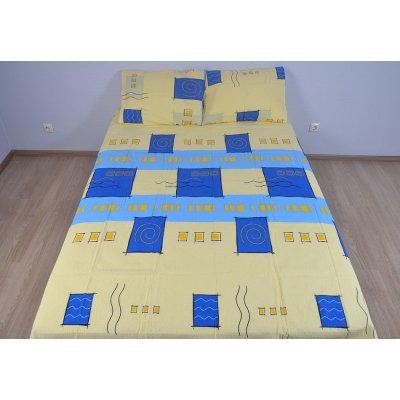 Постельное белье из молдавской Жатки полуторка - Модель 117-34