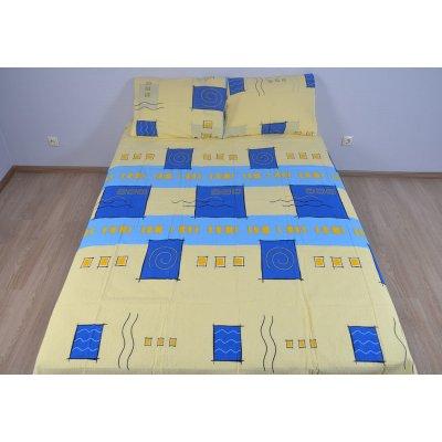 Постельное белье из молдавской Глади Полуторка - Модель 117-34