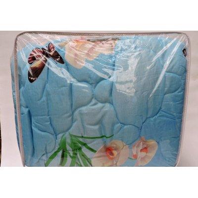Шерстяное двухспальное одеяло - ткань полиэстр дивный сон