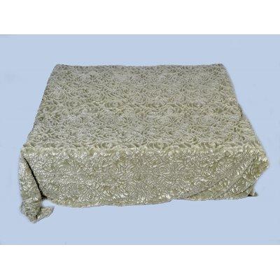 Покрывало-одеяло выбитое эвро размера - Код 4-44