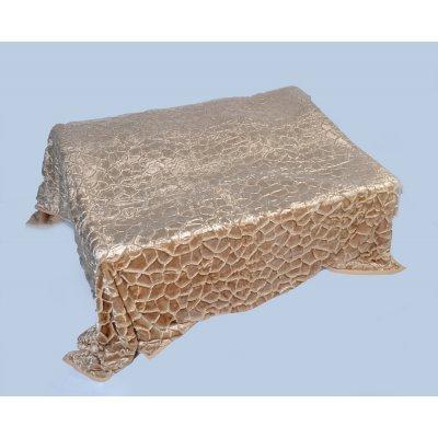 Покрывало-одеяло выбитое двустороннее эвро размера - Код 4-45