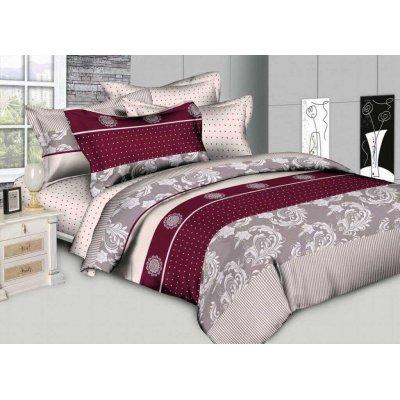 Полуторное постельное белье бязь Ранфорс - pbr-115