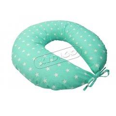 Подушка для кормления с наволочкой - Звездочки