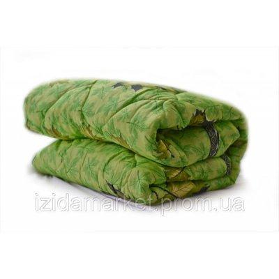 Полуторное одеяло двойной силикон ткань полиестр