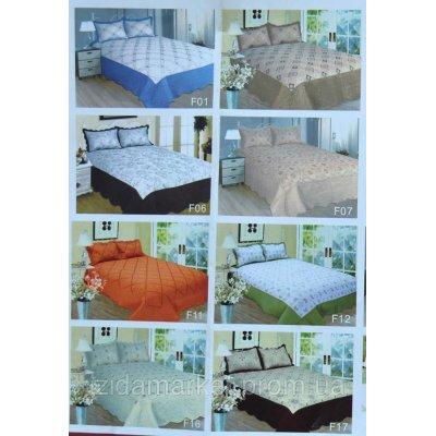 Красивое покрывало на кровать румынской фирмы CASA DE ROMA