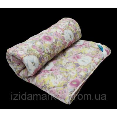 Двуспальное шерстяное одеяло - ткань микрофибра