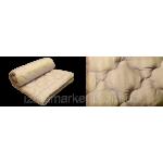 Одеяла силиконовые ткань однотонная микрофибра евро