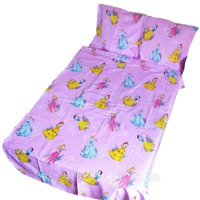 Детское полуторное постельное белье - золушка