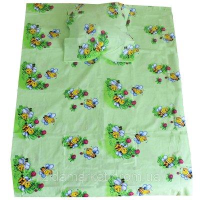 Пчелки - детское постельное белье в кроватку