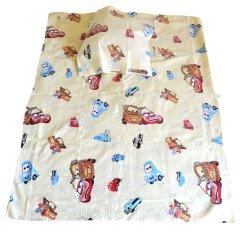 Тачки - детское постельное белье в кроватку