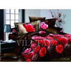 Семейное постельное белье - Шикарный букет - Сатин Люкс коллекция 2014