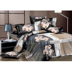 Семейное постельное белье - Шарм - Сатин Люкс коллекция 2014