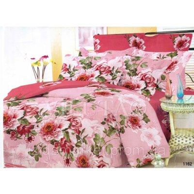 Семейное постельное белье - Розовая слабость -Поплин фирмы Вилюта
