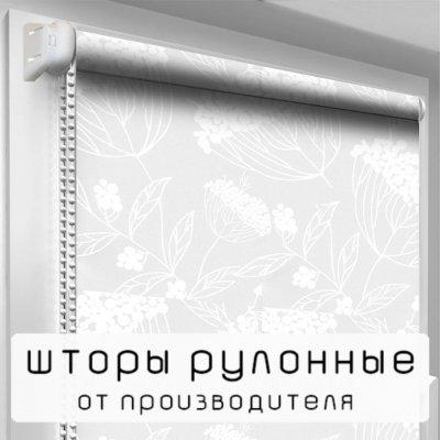 Рулонная штора DecoSharm В743 -  120 x 195 cм