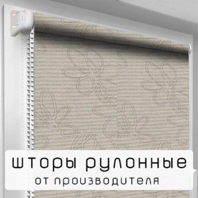 Рулонная штора DecoSharm В1008 -  120 x 195 cм
