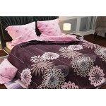Евро постельное белье Бязь Голд - Розовые сны