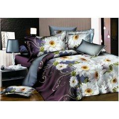 Двуспальное постельное белье бязь Ранфорс - pbr-67