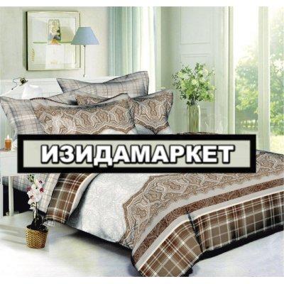 Евро постельное белье бязь Ранфорс - pbr-103