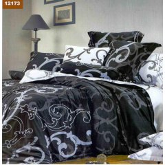 День и ночь - Двуспальное постельное белье бязь gold