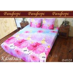 Камелия - Семейное постельное белье Ранфорс