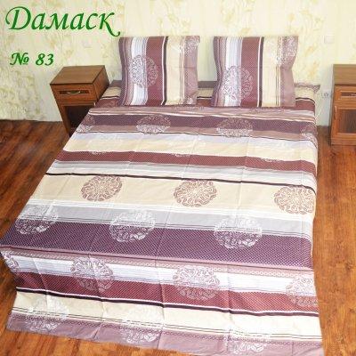 Полуторное постельное белье Дамаск