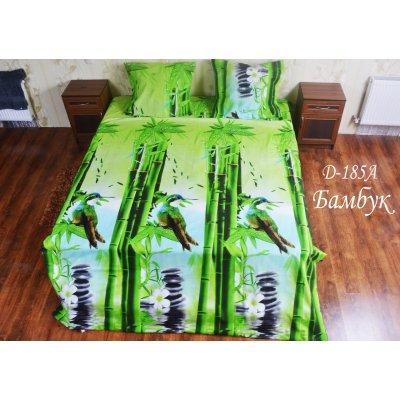 Бамбук - полуторное белье бязь Ранфорс