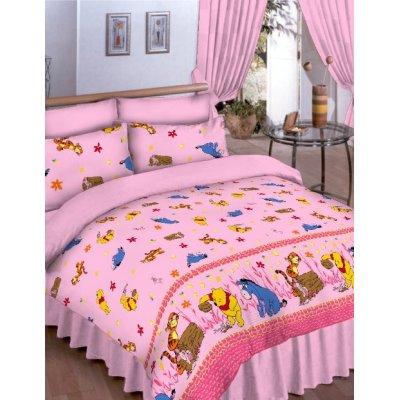 Детское постельное белье Ранфорс фирмы Вилюта - 3455