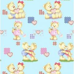 Детское постельное белье Ранфорс фирмы Вилюта - 4457