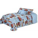 Детское полуторное постельное белье из Бязи Голд и Ранфорс от производителя