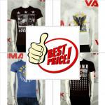 Модные мужские футболки по оптовым ценам!