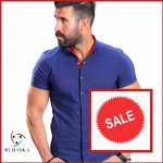 Распродажа новой коллекции рубашек с коротким рукавом!