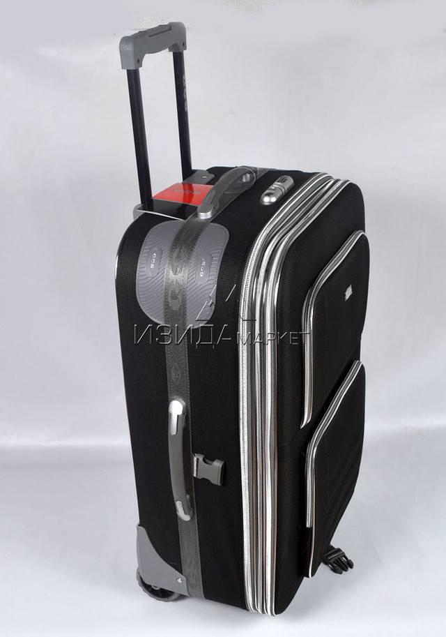 Дорожный чемодан модный и стильный. С ним можно смело ехать или лететь в  путешествие или на отдых. 79504722a96
