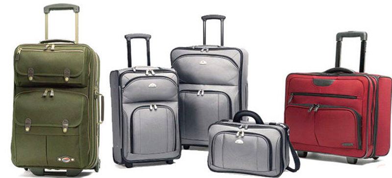 Чемоданы при посадке контакт чемоданы хейс